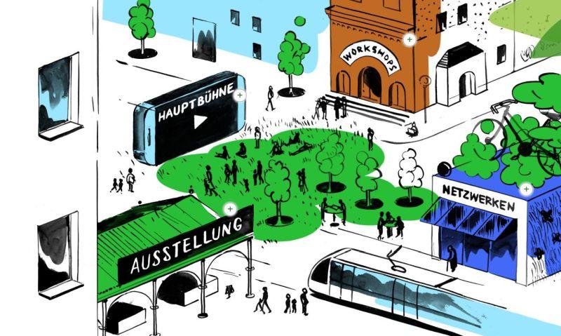 """ESPERANZA bei der Online-Konferenz """"Städte neu denken"""""""